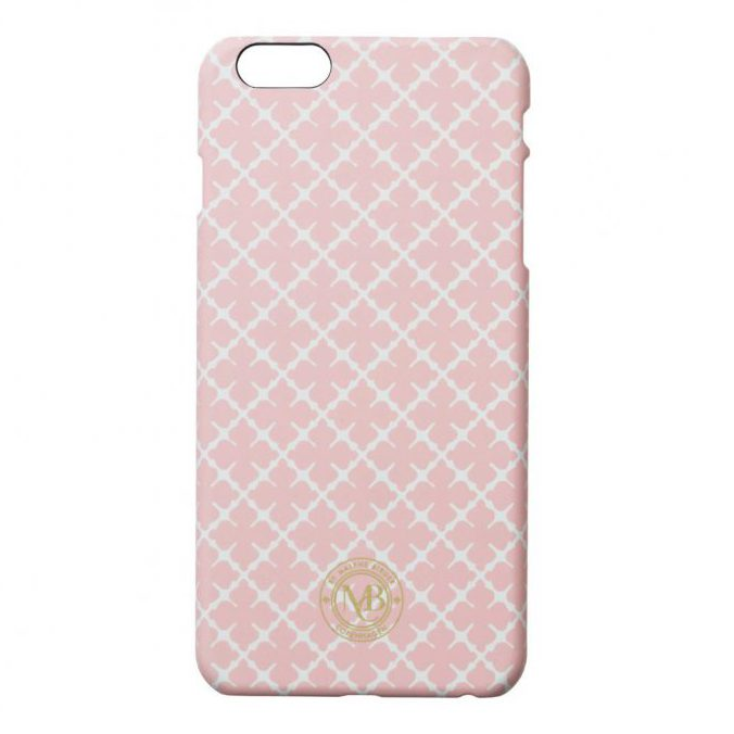 BY MALENE BIRGER IPhone cover 6 og 6+ i rosa /  6 - 62968001 pamsy 6 6+Plus - 62968002 pamsy 6+