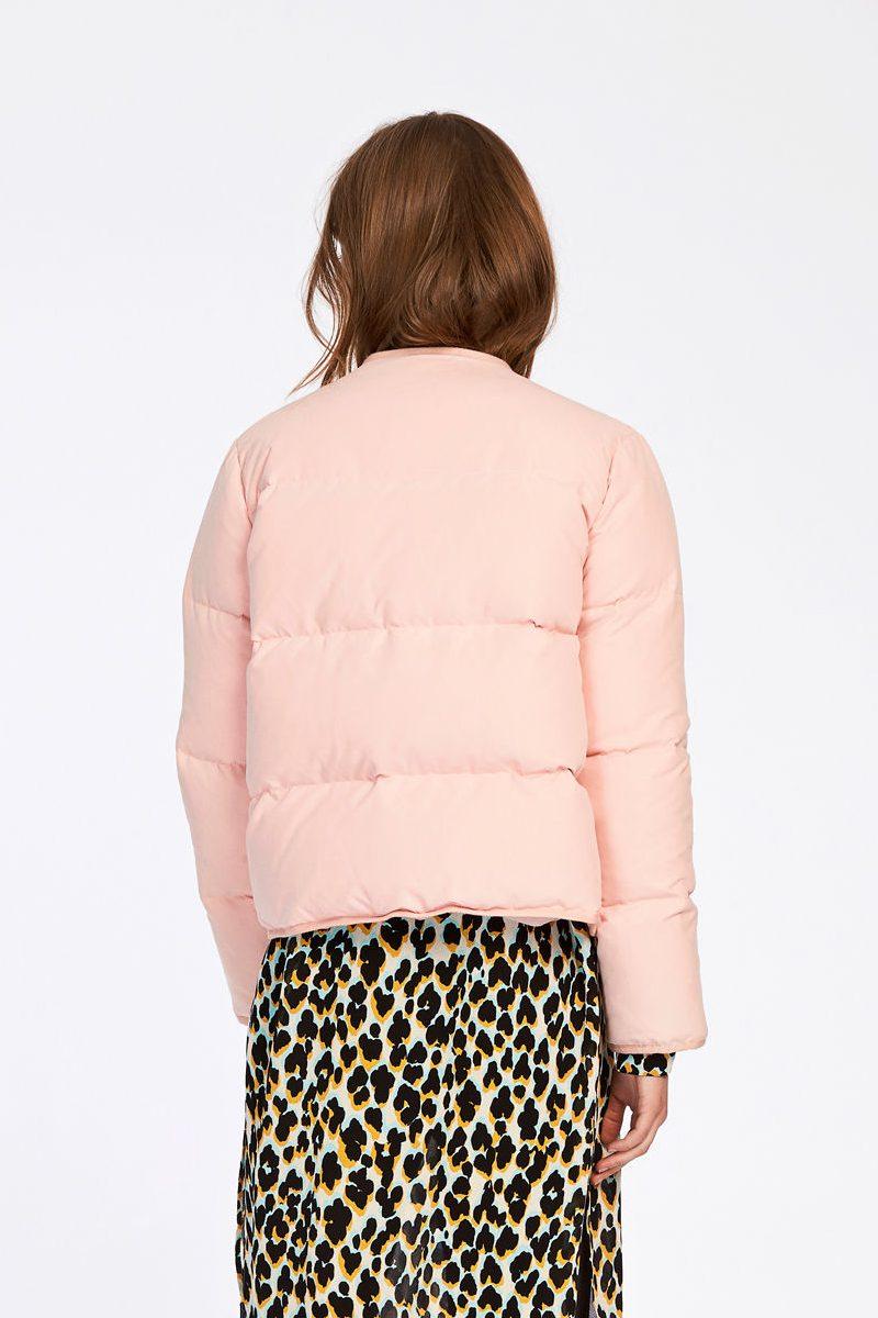 Dus rosa eller sort dunjakke Samsøe Samsøe - dean jacket 8270