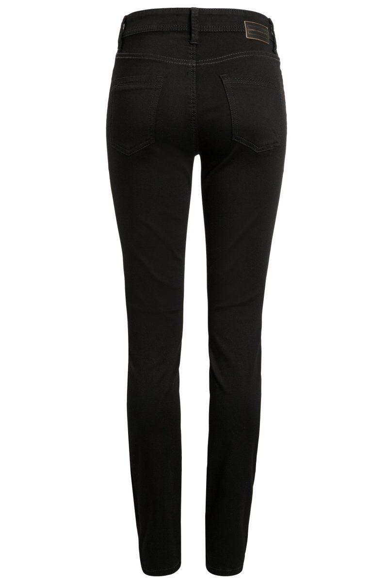Sort 'luxury rinsed' 'Parla' jeans Cambio - 9228 0015-00 parla