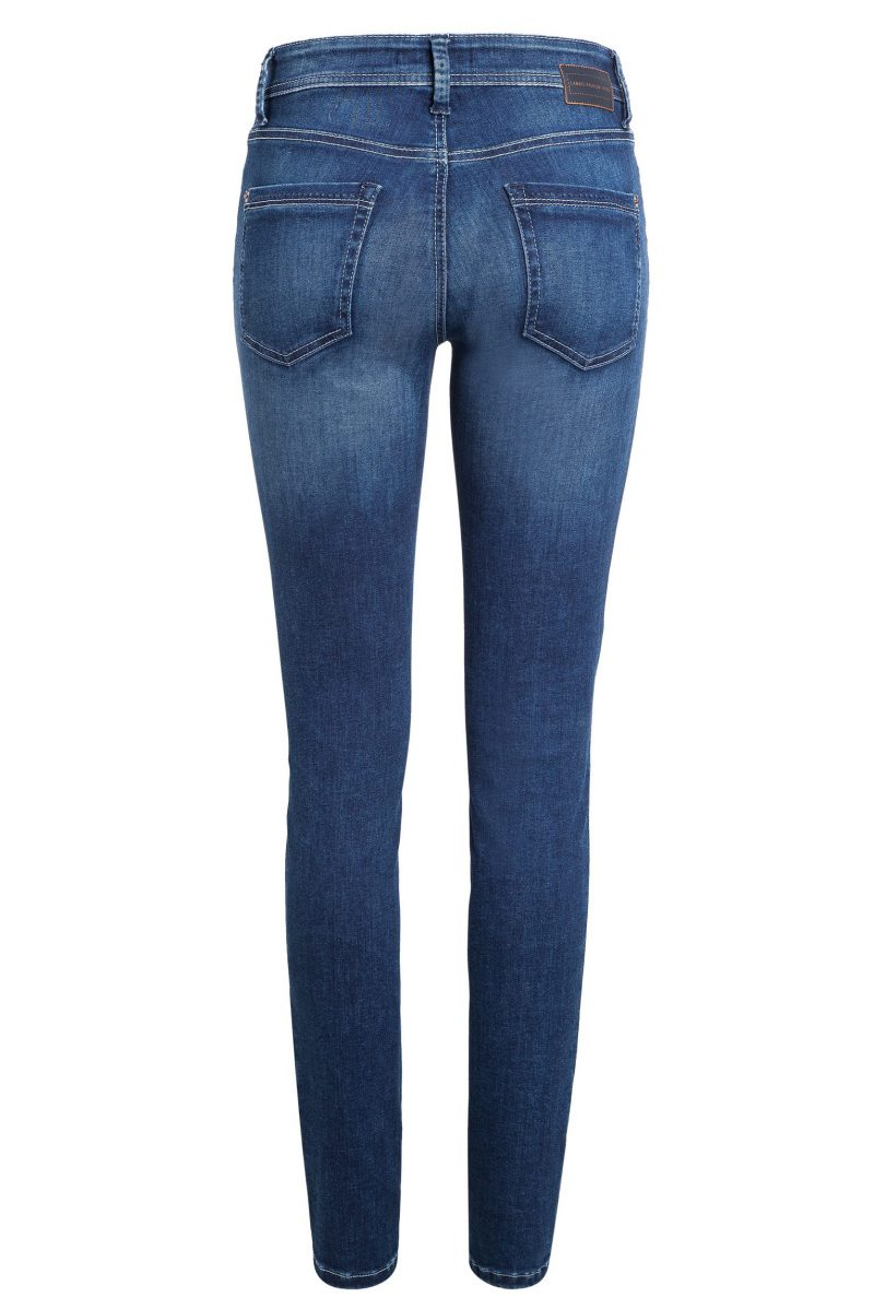 'Dark used' 'Parla' jeans med megaflex stretch Cambio - 9137 0015-00 parla