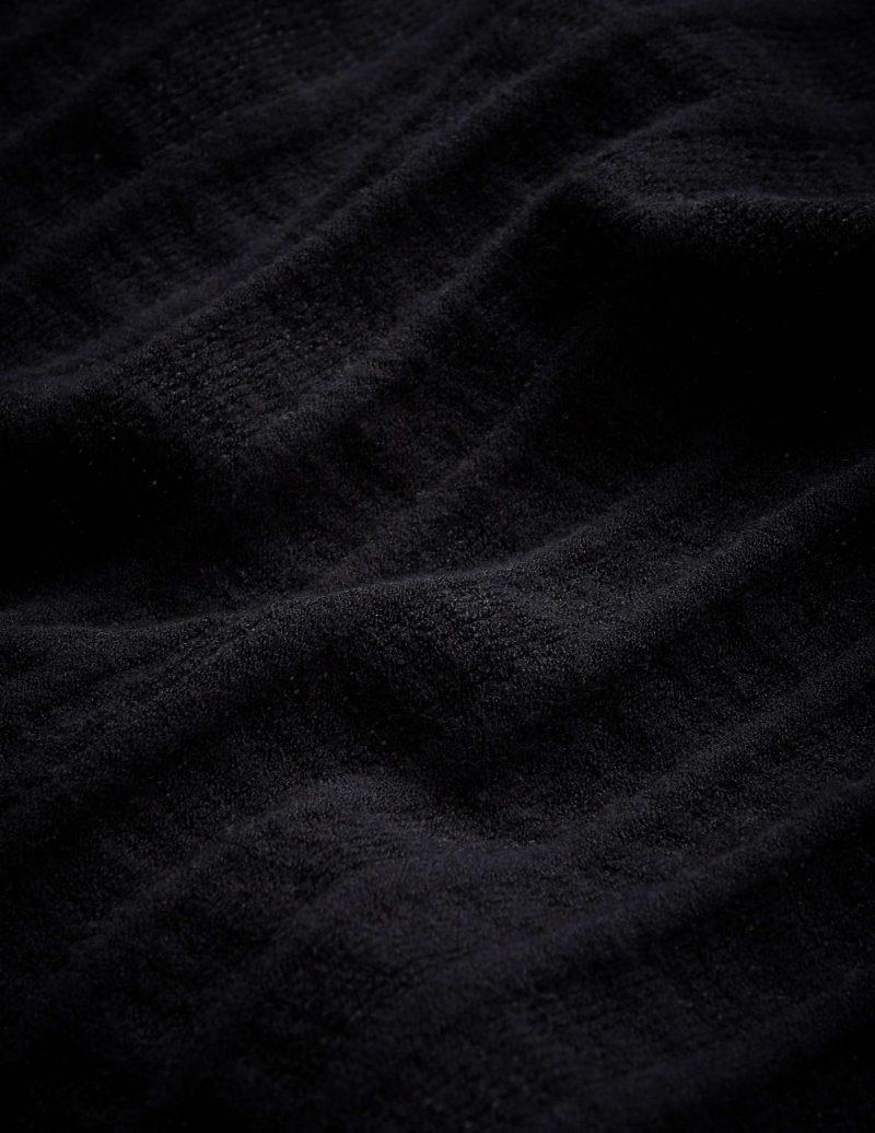 Blåsort strikket kjole Tiger of Sweden - malcco