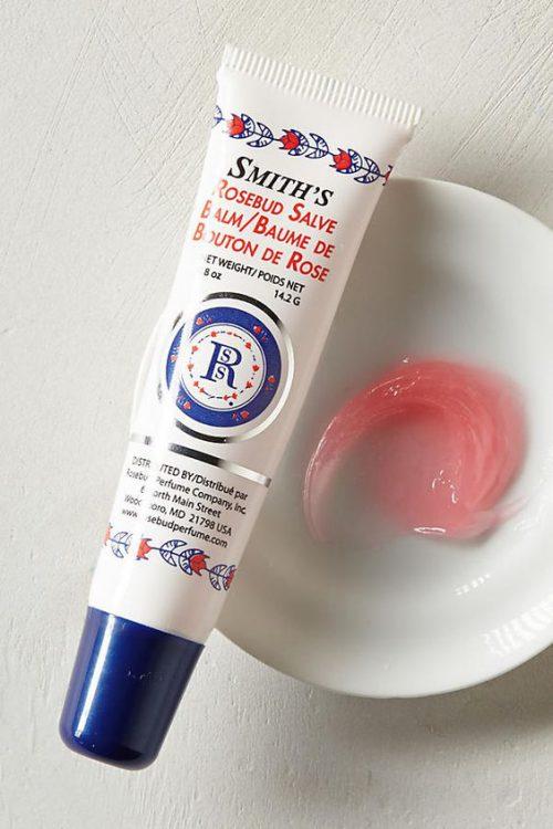 Leppepomade 'Rosebud salve' tube
