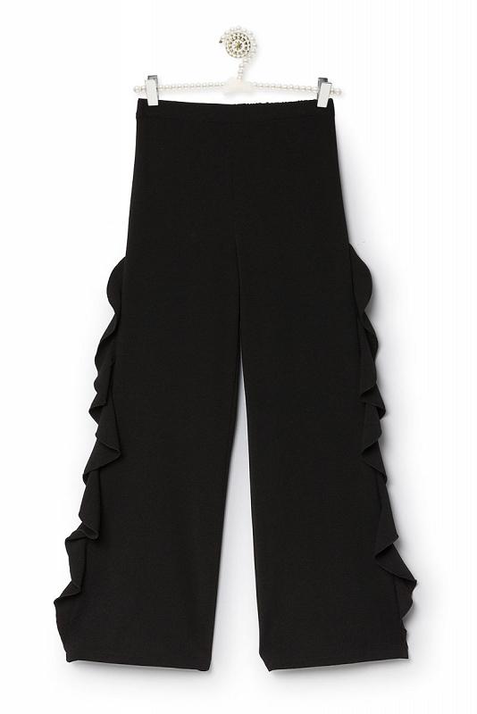Bukser med volanger i siden NKN Nekane - sunna.sv