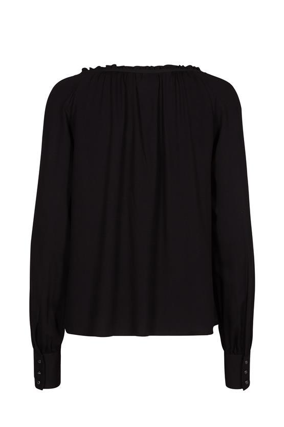 Rosa, offwhite eller sort bluse Mos Mosh - 116820 chandler blouse